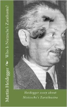 Heidegger's Nietzsche needs a shave.