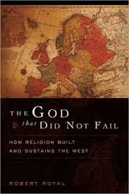 If you want an extended look at this issue with a slightly pro-papist slant then look no further than Royal's The God That Did Not Fail: How Religion Built and Sustains the West.