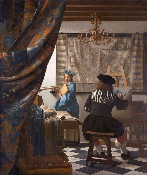 Was Vermeer incarnational or sacramental?