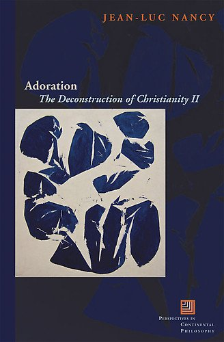 What's not to like about an atheist writing about Christian practice of adoration?