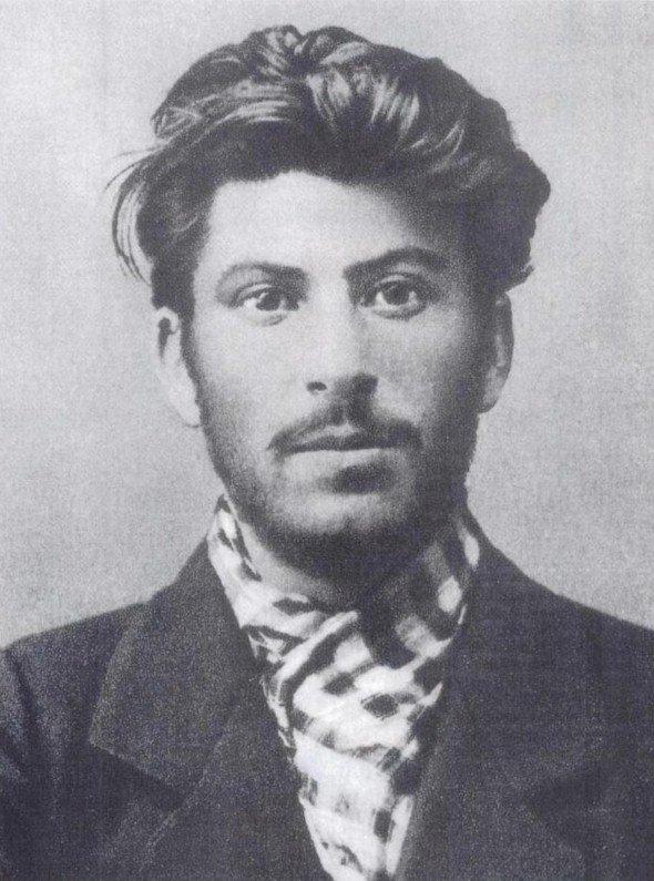 Beware of failed seminarians (Stalin circa 1902)
