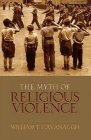 The myth of exclusively religious violence persists because the state and scientists need to cover their butts.