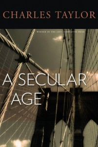 A Secular Age is probably the single most debated book in philosophy of the last decade. The only other book to start so many controversies that I know of is After Virtue.