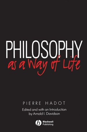 This book philosophy back into its true original context: the spiritual exercises.