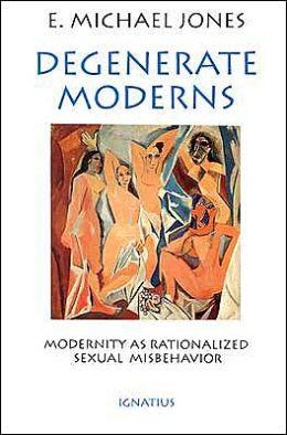 Modernity: you've been a very naught, naughty boy/girl.
