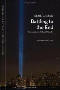 Rene Girard convincingly argues that battling to the end leaves only battling in the end.
