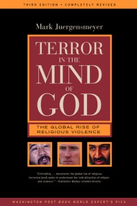 God has his mind on his terror, and his terror on his mind.