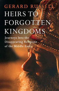 The recently much discussed Copts are not only the subject of the penultimate chapter of the book, but also its European cover.