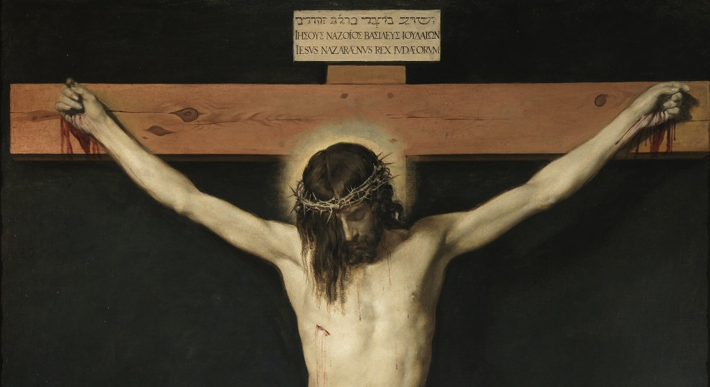 Rahner suggests how Revelation embraces us all. (Diego Velazquez, Christ Crucified, 1492; Source: Wikimedia Commons, PD-Old-100).