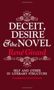 Deceit, Desire, and the Novel is also a great entryway into modern literature.