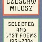 selected last poems milosz