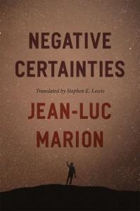 negative certainties marion