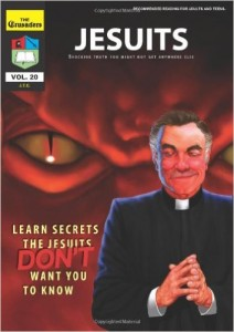 The Jesuits: Possibly behind every damn thing you hate!