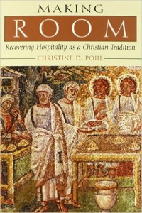 Hospitality not machtpolitik is the essence of Christianity.