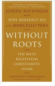 Do not proof-text Ratzinger as the detractors of the Regensburg Address did.