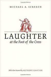 Is laughter ever an appropriate Christian response, or was Chesterton right when he said God hid his humor from us?