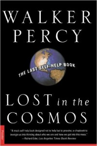 lost in the cosmos walker percy