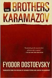 the brothers karamazov dostoevsky