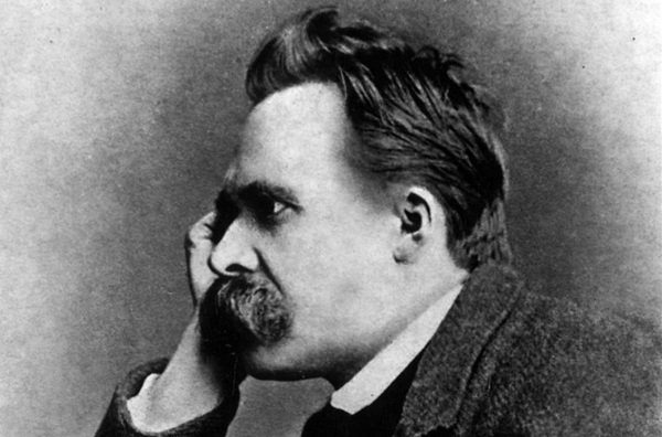 (Gustav-Adolf Schultze, Nietzsche in 1882; Source: Wikimedia Commons, PD-Old-100).