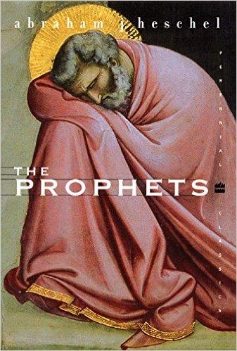 prophets heschel