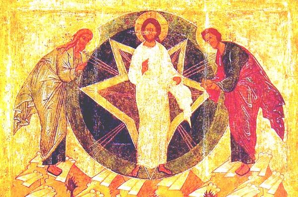 Transfiguration_of_Jesus_Christ._Novgorod_XVI_Russia