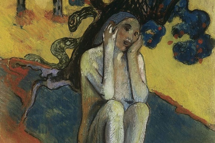 Gauguin_Eve_Bretonne