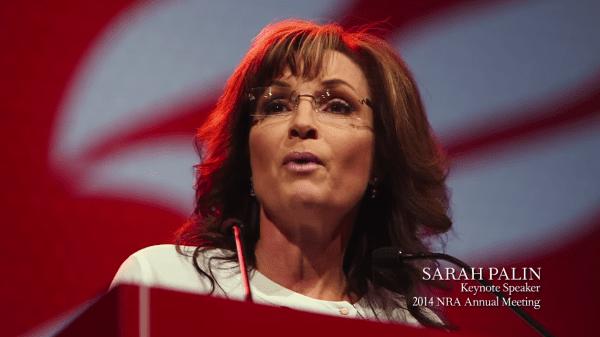 Sarah Palin NRA