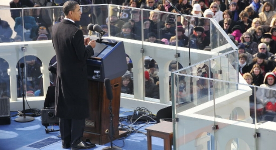 President Obama's inauguration speech 2