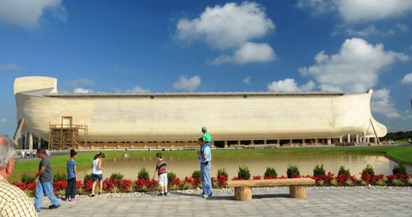 Kentucky College Visits Ark Encounter Using Scholarship Funds; Ken Ham Hopes to Provoke Supreme Court Battle