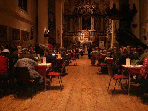 Image courtesy of Jenniffer Delgado of the Community of Sant'Egidio Amsterdam.
