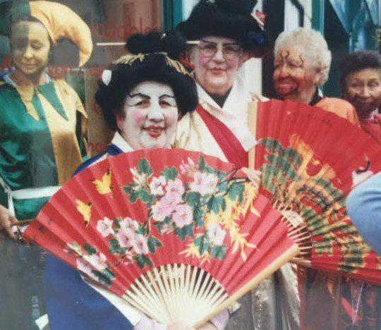 Photo, Elizabeth Scalia, Ireland 2002