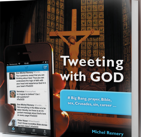 tweeting with god