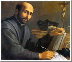 St. Ignatius, founder of psychology?