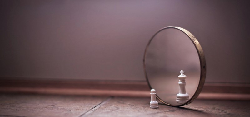 chess mirror