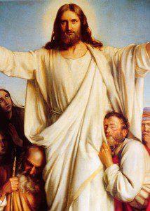Jesus the Consolator
