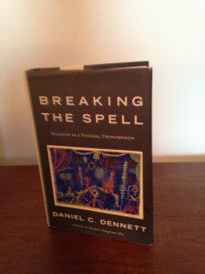 Breaking the spell cover