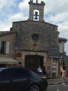 Gordes Church