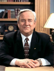 Jerry Falwell, Founder of Liberty University