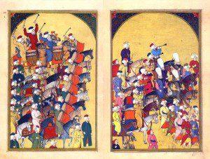 turkish marching band