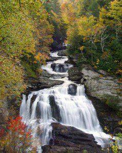 Water fall NC