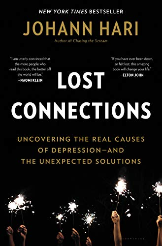 Book Review: Lost Connections, by Johann Hari   Linda LaScola