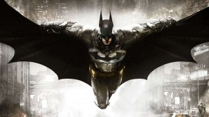 From Batman: Arkham Knight, from Rocksteady Studios and Warner Bros. Interactive Entertainment