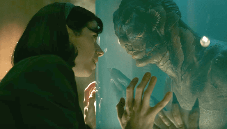Sally Hawkins in The Shape of Water, photo courtesy Fox Searchlight