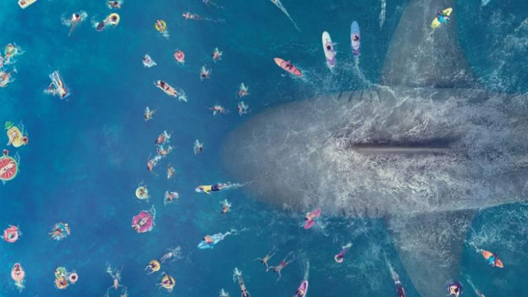 Leviathan: The Meg, Moby Dick and Power from the Deep   Paul Asay