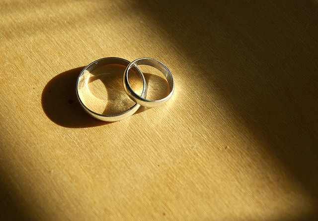 Rings, by Gerald5. Flickr Commons.