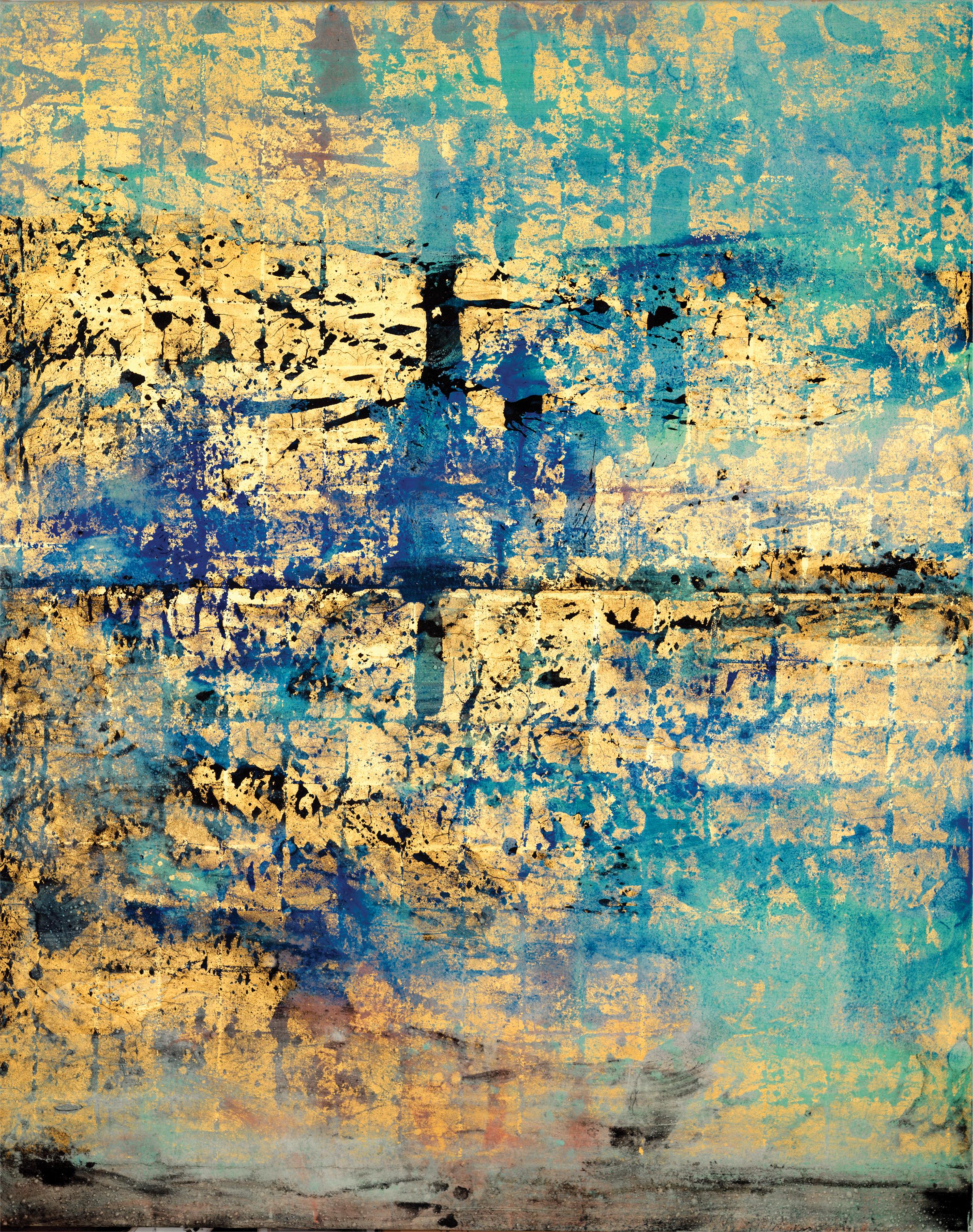 Golden Sea, by Makoto Fujimura. Used with the artist's permission.