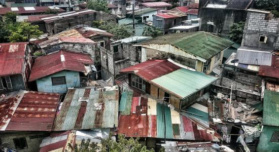 Slums at San Dionisio. By Ingo Vogelmann. Flickr Commons.