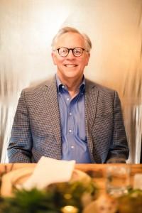 Mark Labberton at Story Table Hospitality