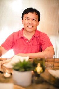 Tim Yee at Story Table Hospitality