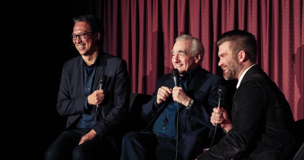 Scorsese Screening